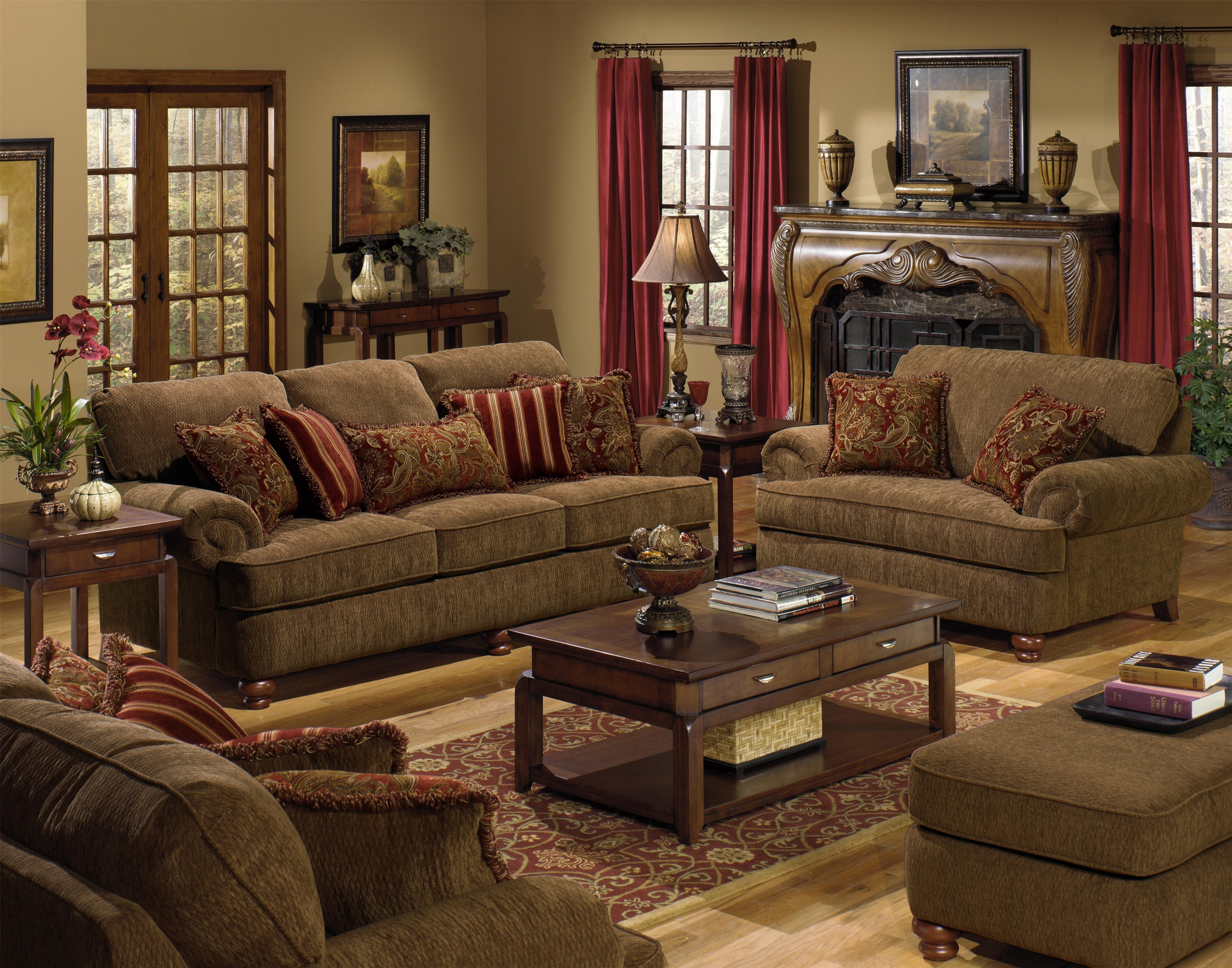 Attrayant Chenille Living Room Furniture   Foter