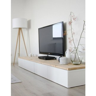 Low tv cabinet