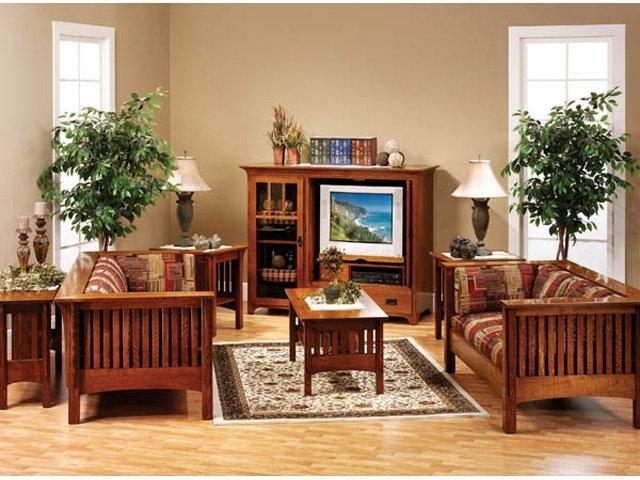 Mission Living Room Furniture 3