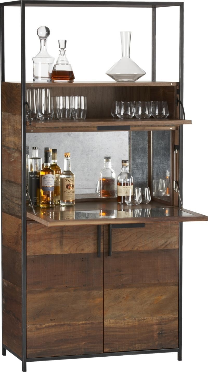 High Quality Modern Liquor Cabinets Idea