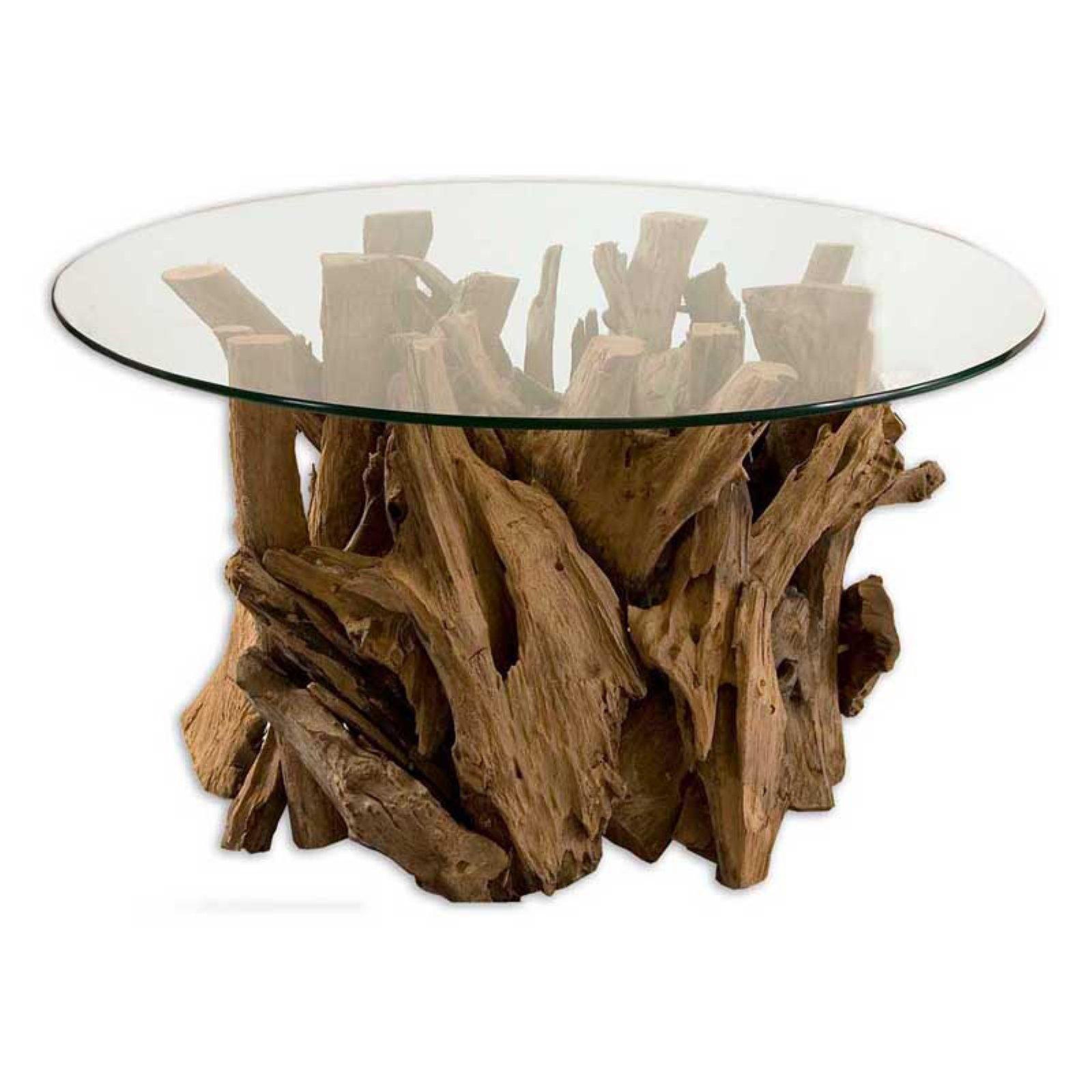 Beau Modern Teak Coffee Table