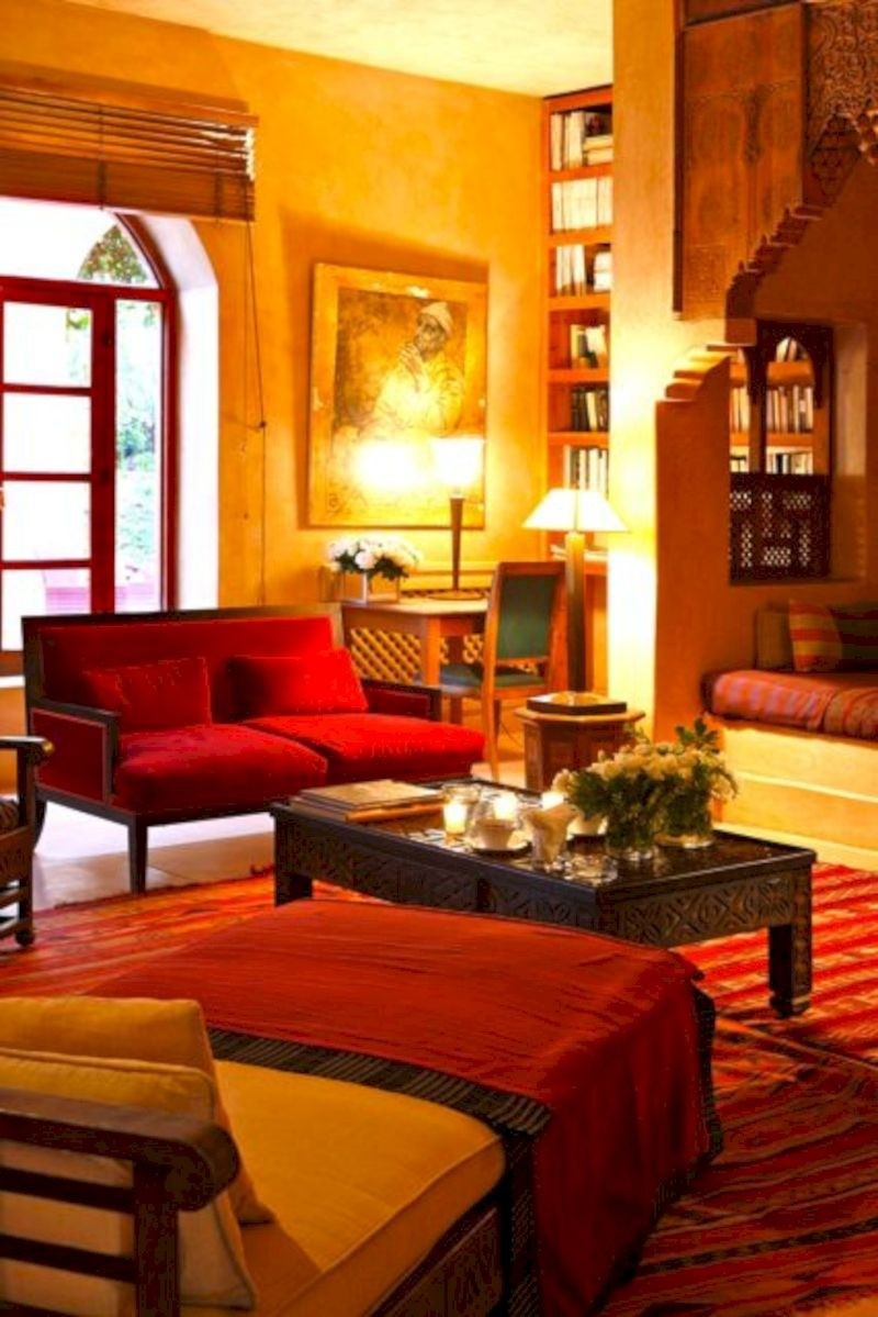 Moroccan Living Room Furniture 14