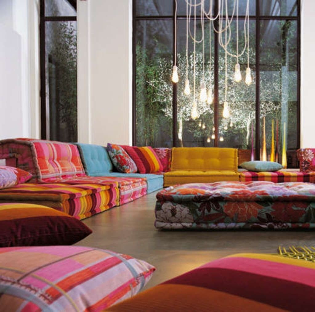 Lovely Moroccan Living Room Furniture
