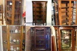 Oak Curio Cabinets   Ideas On Foter