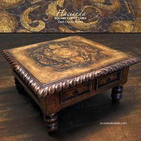 Old World Coffee Tables 1