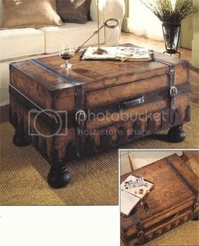 Old World Coffee Tables 2