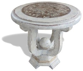 Old world end tables 6