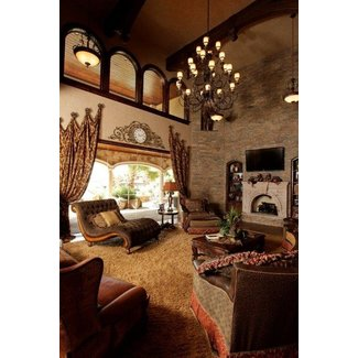 Old World Living Room Furniture 1