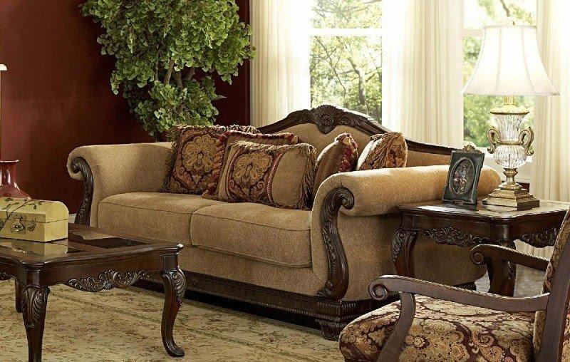 Old World Living Room Furniture 25