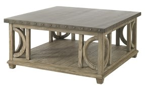 Pewter coffee tables 2