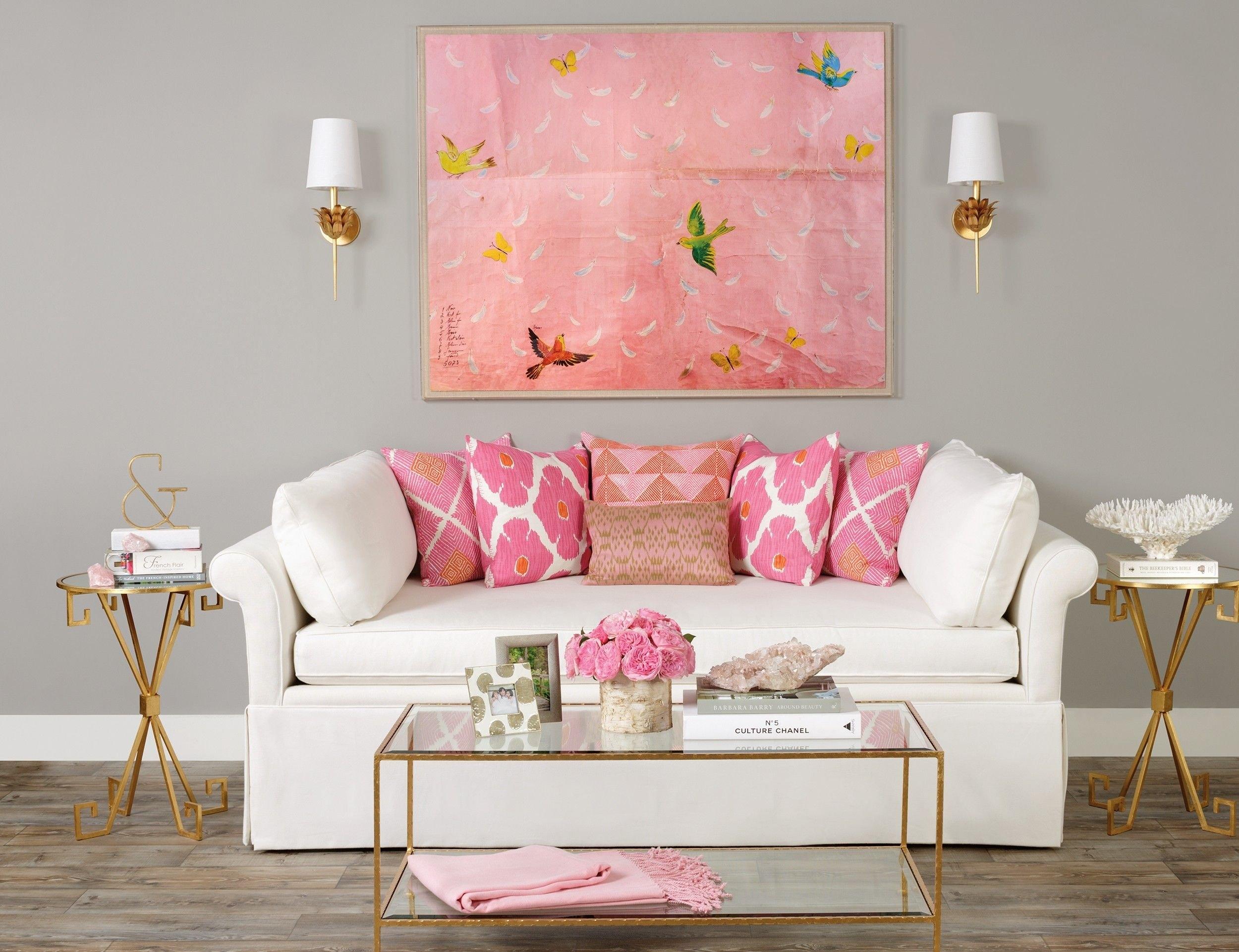 pink living room set - Left.handsintl.co