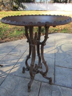 Cast Iron End Tables Ideas On Foter