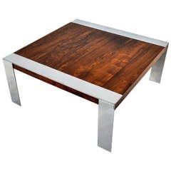 Rosewood Coffee Tables 21