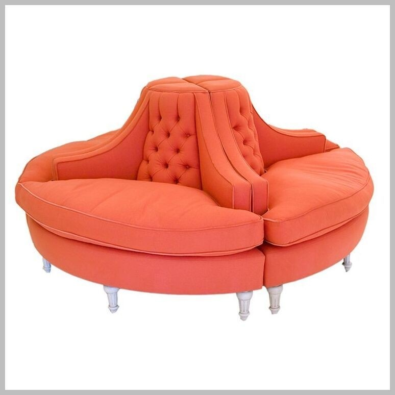 Marvelous Round Chair Couch