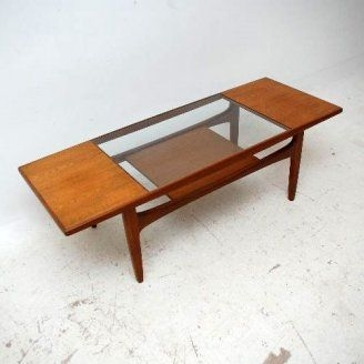 Superieur Round Danish Coffee Table