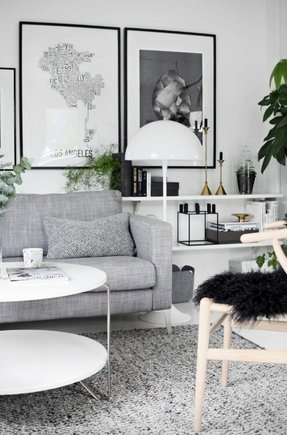 Scandinavian Living Room Furniture - Foter
