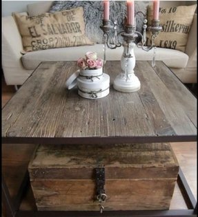 Shabby Chic Coffee Tables