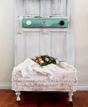 Shabby Chic Footstools Foter