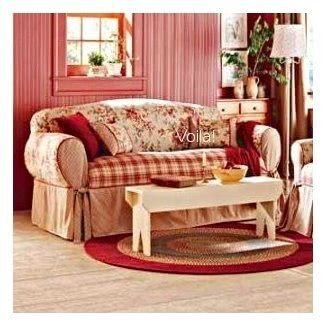 Country Style Slipcovers - Ideas on Foter