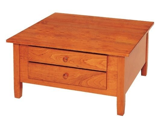 Shaker Coffee Tables 1