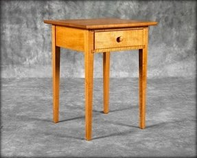 Shaker end table 9