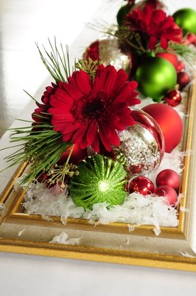 Artificial christmas centerpieces foter silk christmas floral arrangements mightylinksfo