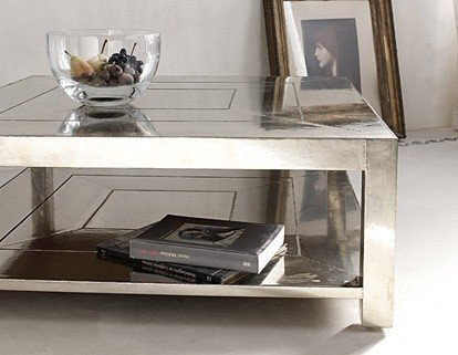 Marvelous Silver Coffee Tables 9