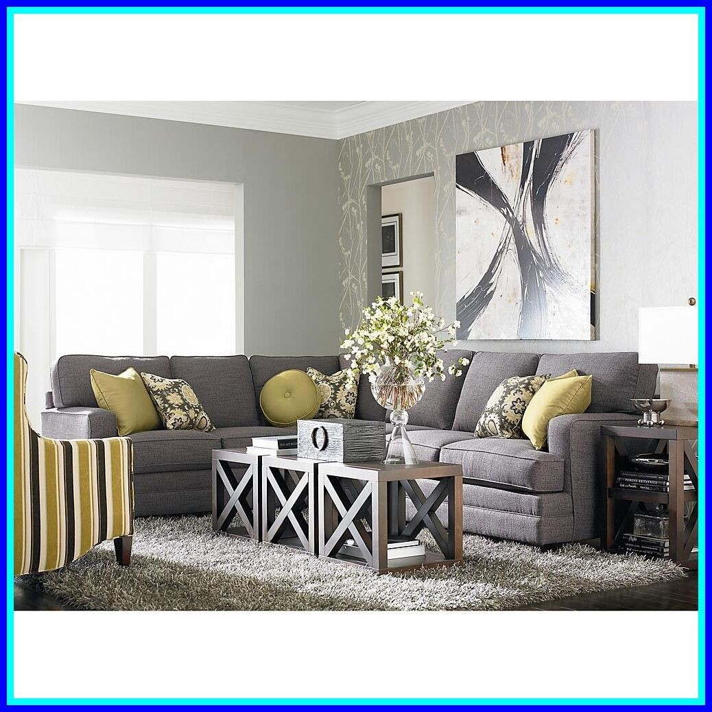 Charmant Small Scale Sectional Sofa