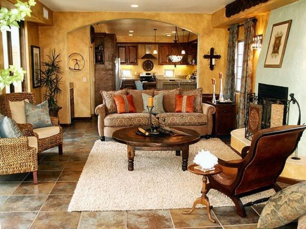 Southwest Living Room