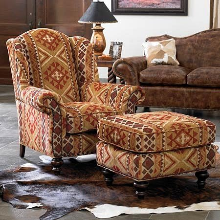 Superieur Southwestern Couch