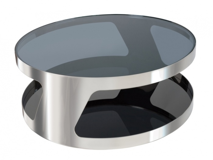 Stainless Steel Coffee Table 1