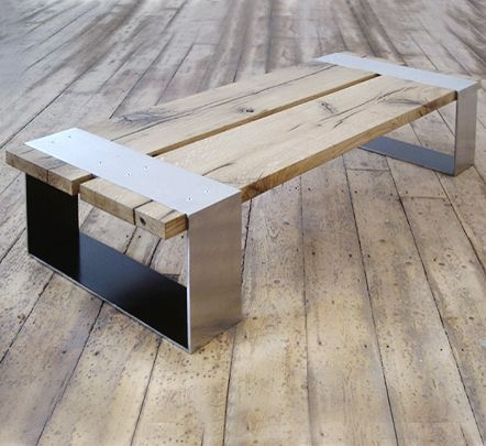 Stainless Steel Coffee Table 10