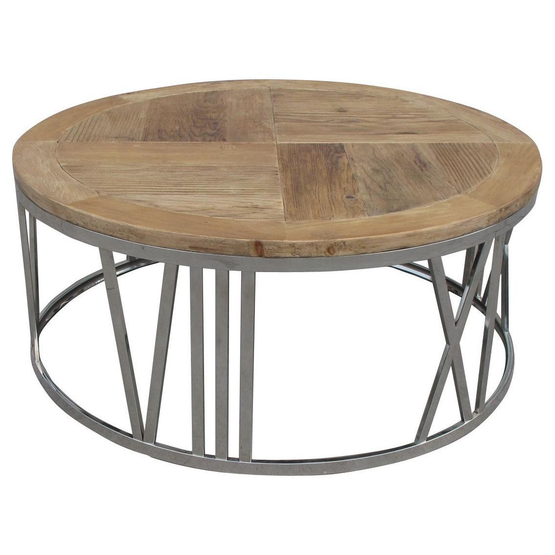 Exceptionnel Stainless Steel Coffee Table 4