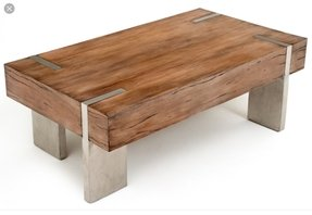 Stainless steel coffee tables 1