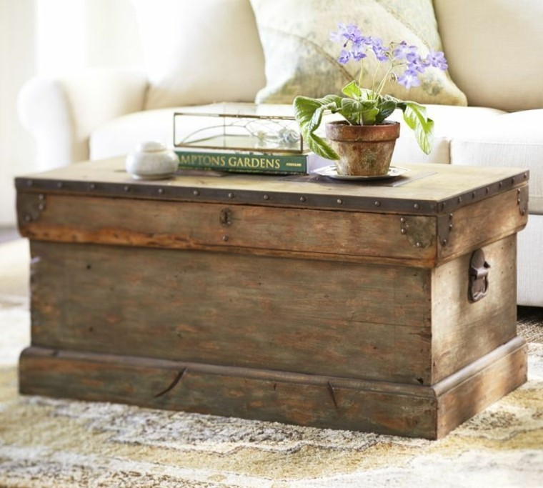 Storage coffee tables 3 & Wood Storage Trunk Coffee Table - Foter