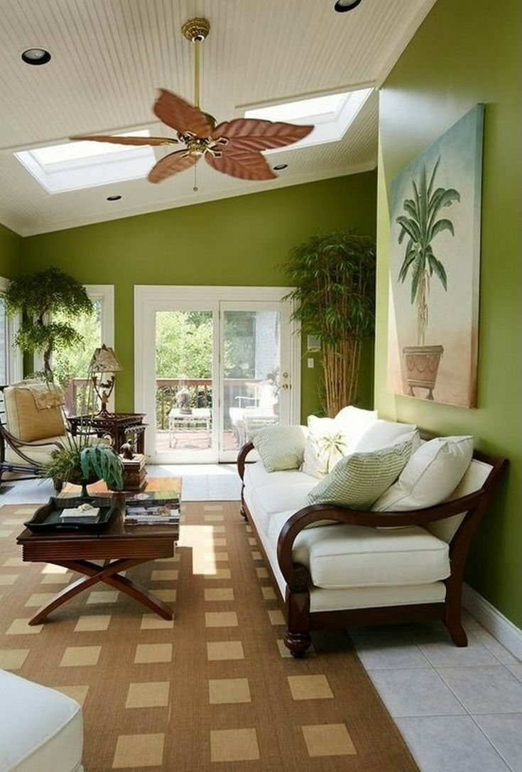 Tropical Living Room Furniture