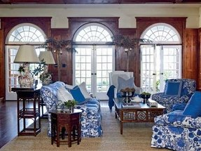 Tropical style furniture florida