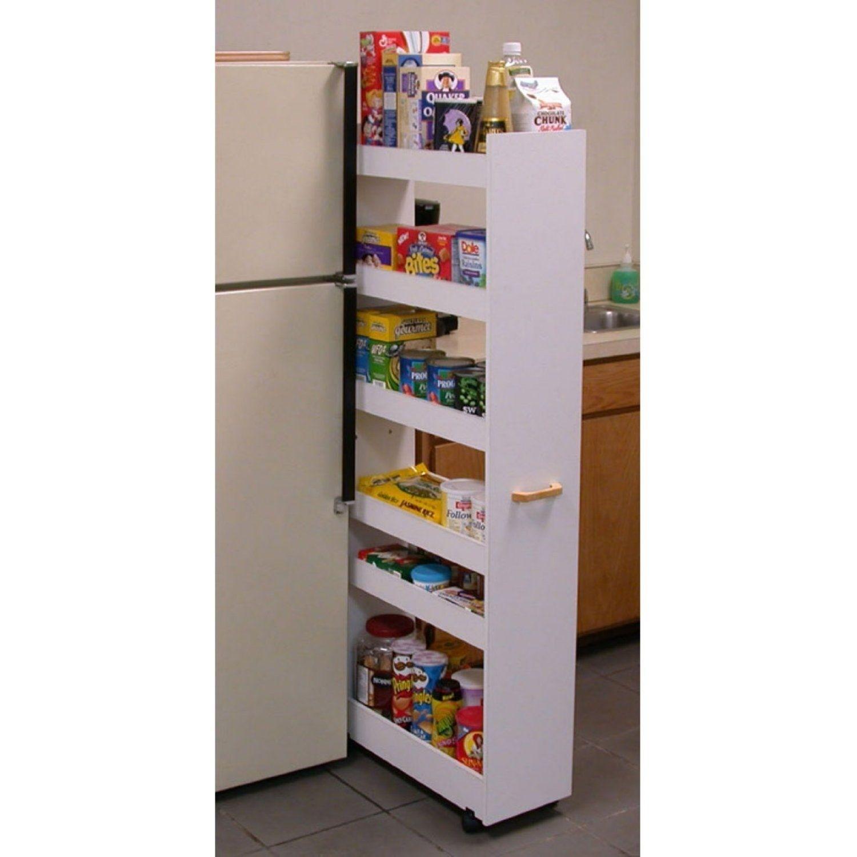 Gentil Venture Horizon Venture Horizon Thin Man Pantry Cabinet