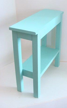 Very Narrow Side Table