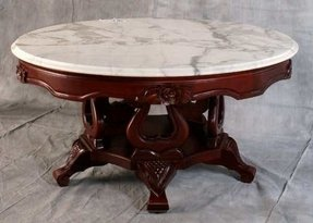 Victorian coffee table 1