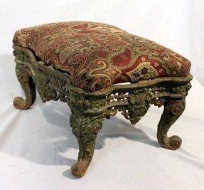 Magnificent Antique Footstools Ideas On Foter Dailytribune Chair Design For Home Dailytribuneorg