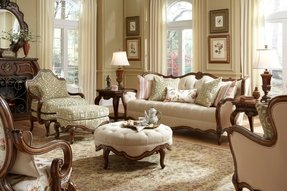 Victorian living room furniture foter - Victorian living room set for sale ...