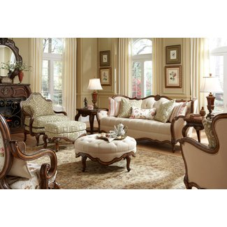 Victorian living room furniture 1