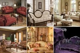 Delicieux Victorian Living Room Furniture