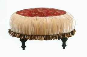 Victorian Ottomans Foter