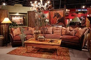 Merveilleux Western Living Room Furniture
