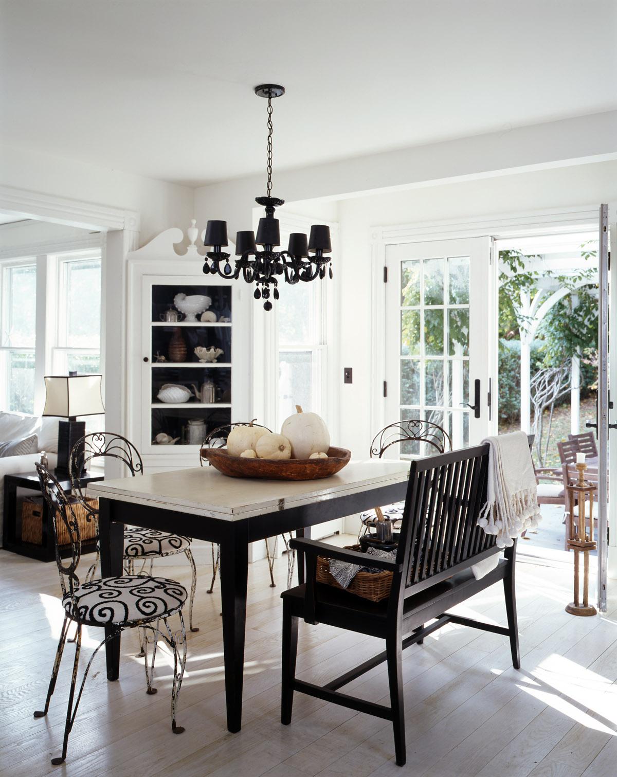 White Curio Cabinets