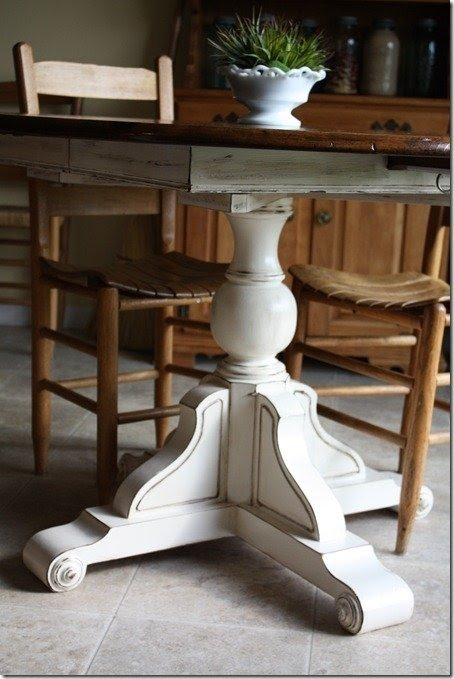 White Pedestal Table Ikea
