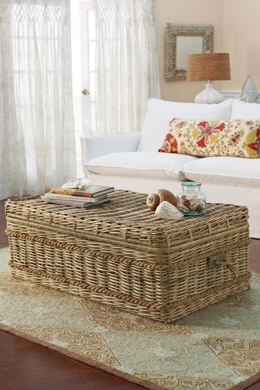 Rattan Coffee Table Trunk Foter