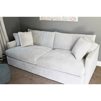 Wide Seat Sofa Foter